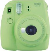 Фотоаппарат моментальной печати Fujifilm Instax Mini 9 Lime Green