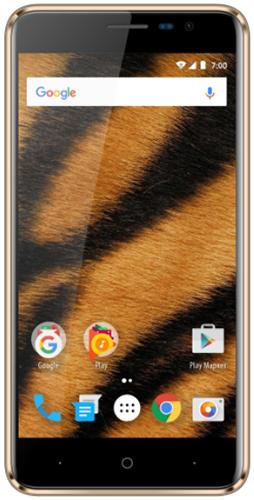 Купить Смартфон Vertex, Impress Tiger 4G Gold