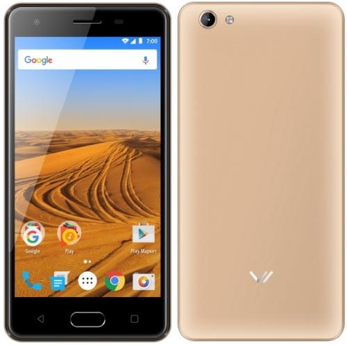 Купить Смартфон Vertex, Impress Dune 4G Gold
