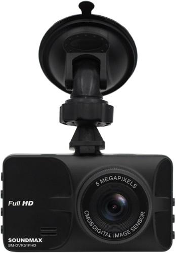 Купить Автомобильный видеорегистратор Soundmax, SM-DVR51FHD