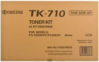 Тонер-картридж Kyocera TK-710 Black
