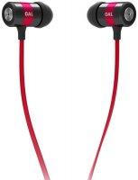 Наушники Gal SEM-8105 Black-Red