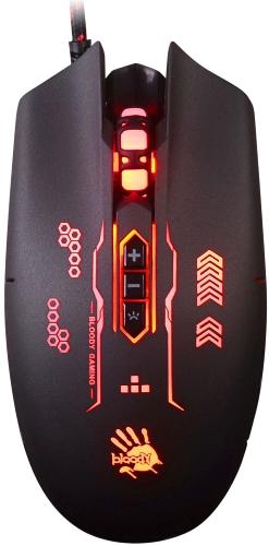 Купить Игровая мышь A4Tech, Bloody Q80B Black