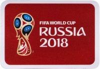 """Магнит FIFA 2018 """"Кубок"""", картон (СН535)"""