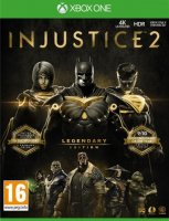 Игра для Xbox One WB Injustice 2. Legendary Edition