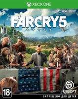 Игра для Xbox One Ubisoft Far Cry 5