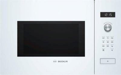 Купить встраиваемую микроволновую печь Bosch BFL554MW0 в интернет-магазине ЭЛЬДОРАДО. Цена Bosch BFL554MW0, характеристики, отзывы
