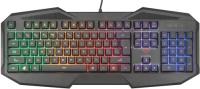 Игровая клавиатура Trust GXT 830-RW Avonn (22511) клавиатура trust xalas numeric