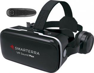 Очки виртуальной реальности Sound Max Black (3DSMVRSDMXBK) - купить очки  виртуальной реальности SMARTERRA Sound Max Black (3DSMVRSDMXBK) по выгодной  цене в ... a5bba7e55ae