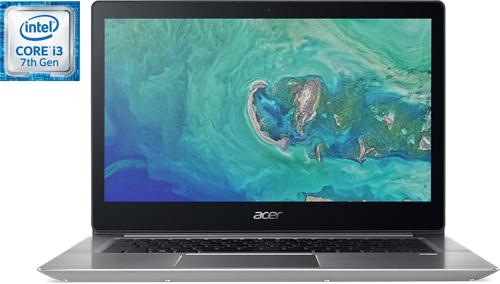 Купить Ноутбук Acer, Swift 3 (SF314-52-381G) Sparkly Silver (Intel...