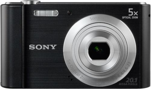 Купить Цифровой фотоаппарат Sony, DSC-W800 Black