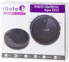 Робот-Пылесос Iboto Aqua X310 Коричневый/Белый