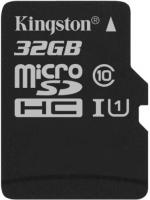 KINGSTON MICROSDHC 32GB CLASS 10 UHS-I U1 (SDCS/32GBSP)