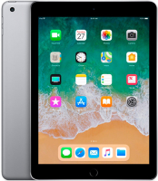 APPLE IPAD WI-FI 32GB SPACE GRAY 2018 (MR7F2RU/A)