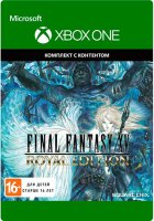 Игра для Xbox Square Enix Final Fantasy XV: Royal Edition