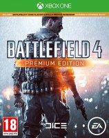 Игра для Xbox EA Battlefield 4 Premium Edition