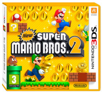 Купить Игра для Nintendo 3DS Nintendo, New Super Mario Bros 2