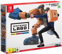 Набор Nintendo Labo Toy-Con 02 Robot Kit