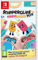 Игра для Nintendo Switch Nintendo Snipperclips Plus: Cut it out, together!
