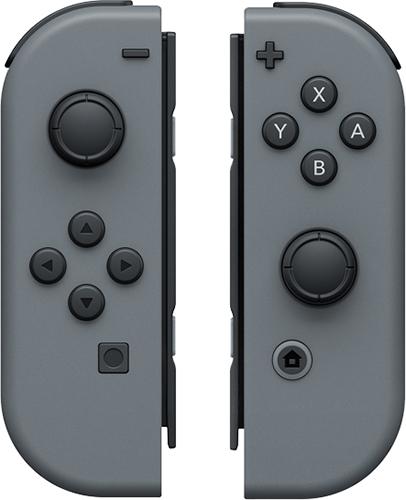 Купить Набор контроллеров Nintendo, Switch Joy-Con, 2 шт, серый
