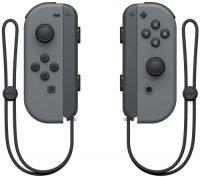 Набор контроллеров Nintendo Switch Joy-Con, 2 шт, серый
