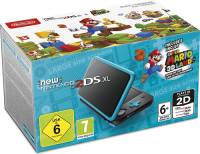 Купить Игровая приставка Nintendo, New Nintendo 2DS XL + Super Mario 3D Land (JAN-S-BAGA)