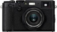 Компактный фотоаппарат Fujifilm X100F Black