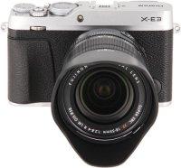 Системный фотоаппарат Fujifilm X-Е3 Kit 18-55mm Silver (16558748)