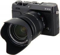 Системный фотоаппарат Fujifilm X-Е3 Kit 18-55mm Black (16558877)
