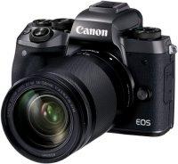 Системный фотоаппарат Canon EOS M5 EF-M18-150 IS STM Kit (1279C022)