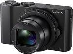 Компактный фотоаппарат Panasonic DMC-LX15EE-K Black (DMC-LX15EE-K)