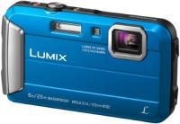 Компактный фотоаппарат Panasonic Lumix DMC-FT30 Blue (DMC-FT30EE-A) фото