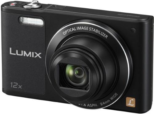 Купить Компактный фотоаппарат Panasonic, Lumix DMC-SZ10 Black (DMC-SZ10EE-K)