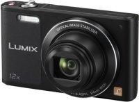 Компактный фотоаппарат Panasonic Lumix DMC-SZ10 Black (DMC-SZ10EE-K)