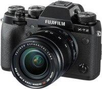 Системный фотоаппарат Fujifilm X-T2 Kit 18-55 Black (16519285)