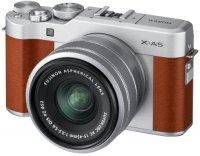 Системный фотоаппарат Fujifilm X-A5 Kit 15-45 F3.5-5.6 Brown