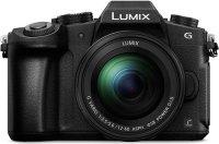 Системный фотоаппарат Panasonic Lumix DMC-G80 Kit 12-60mm Black (DMC-G80MEE-K)
