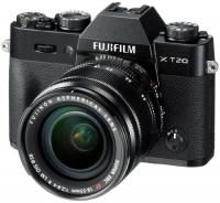 Цифровой фотоаппарат Fujifilm X-T20 KIT 18-55 Black