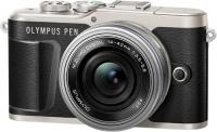 Системный фотоаппарат Olympus E-PL9 Black + 14-42mm EZ Silver (V205092BE000) фото