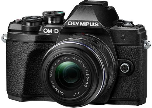 Системный фотоаппарат Olympus E-M10 Mark III 14-42 II R Kit