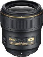 Объектив Nikon AF-S Nikkor 35mm f/1.4G (JAA134DA)