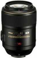 Объектив Nikon AF-S VR Micro-Nikkor 105mm f/2.8G IF-ED (JAA630DB)