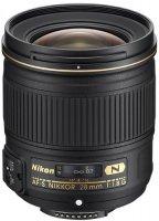 Объектив Nikon AF-S Nikkor 28mm f/1.8G (JAA135DA)
