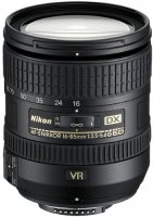 Объектив Nikon 16-85mm f/3.5-5.6G AF-S DX Nikkor (JAA800DA)