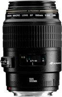 Объектив Canon EF 100mm f/2.8 USM Macro (4657A011)