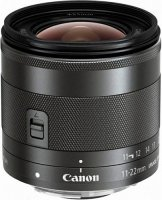 Объектив Canon EFM 11-22mm f/4-5.6 IS STM