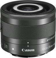 Объектив Canon EFM 28mm f/3.5 Macro IS STM with Lens Hood ES-22