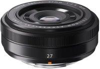 Объектив Fujifilm XF27mm F2.8 Black (16389123)