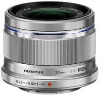 Объектив Olympus 25mm f/1.8 Silver (V311060SW000)