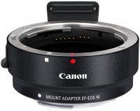 Адаптер крепления Canon Mount Adapter EF-EOS M (6098B005)